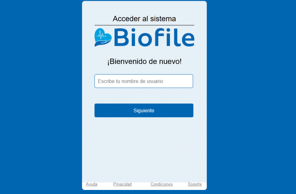 software para opticas biofile